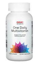 One Daily Multivitamin 60 каплет GNC