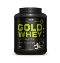 VP laboratory Gold Whey 2.3 кг