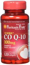 Puritan's Pride Q-SORB Co Q-10 100mg 120 капс