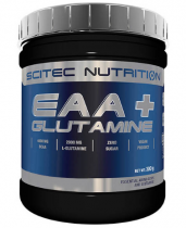 Scitec Nutrition EAA+Glutamin 300 г