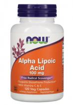 Now Foods Alpha Lipoic Acid 100mg 120 caps
