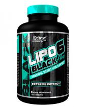 Lipo-6 Black Hers Ultra concentrate 120 капс Nutrex