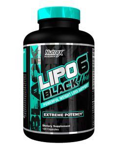 Lipo-6 Black Hers  120 капс Nutrex