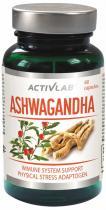 Ashwagandha  60 капс Activlab