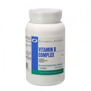 Vitamin B complex 100 таб Universal Nutrition
