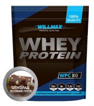 Whey Protein 80% 920 г Willmax