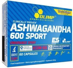 Olimp Ashwagandha 600 sport 60 капс