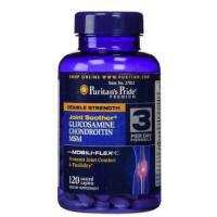 Glucosamine Chondroitin MSM Double Strangth 120 таб Puritans Pride