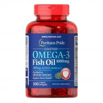 Omega 3 1000 мг 100 капс Puritans Pride