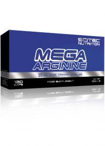 Mega Arginine 120 капс Scitec Nutrition