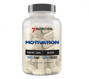 Motivation  96 caps, 7Nutrition