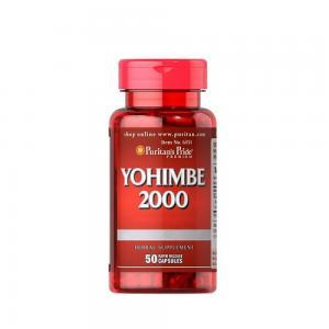 Yohimbe 2000   50 капс Puritans Pride