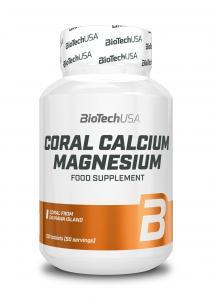 Coral Calcium + Magnesium 100 таб Biotech