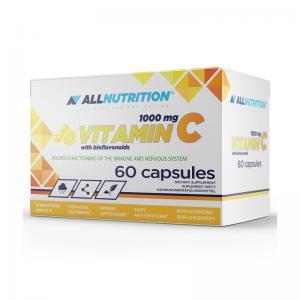 Vitamin C 1000mg+Bioflaw 60 капс, AllNutrition