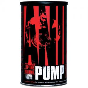 Universal Nutrition Animal PUMP 30 пак