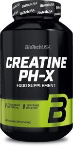 Biotech Creatine pH-X 210 капс