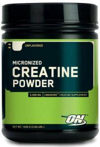 Creatine Powder 1200 г Optimum Nutrition