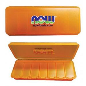 7 Day Pill Case Now Foods