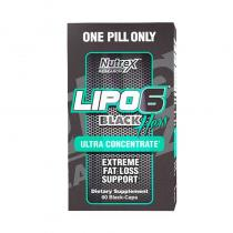Lipo-6 Black Hers Ultra concentrate 60 капс Nutrex