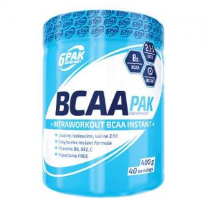 BCAA PAK 2:1:1 Instant 400 г 6Pak