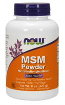 MSM Powder 227 г Now Foods
