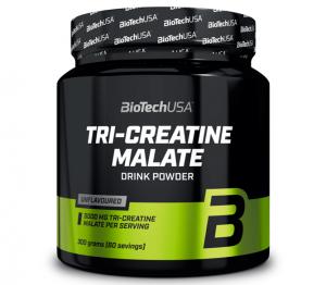 Biotech Tri-Creatine Malate 300 г