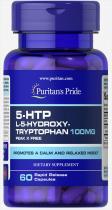 5-HTP 100 mg 60 капс. Puritans Pride
