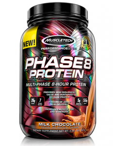 Phase 8 Protein  2.09 кг MuscleTech