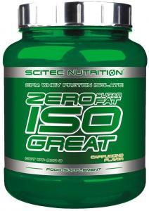 Scitec Nutrition Zero Isogreat 900 г