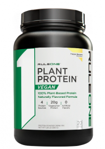 Rule1 Plant Protein+ 640 г