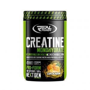 Creatine monohydrate 500 г  Real Pharm
