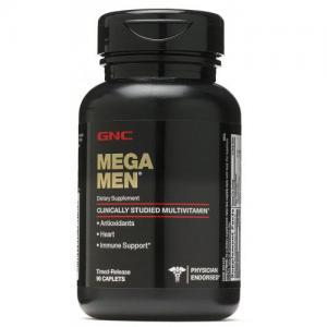 MEGA MEN 90 каплет GNC