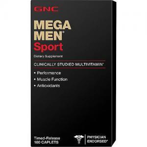 MEGA MEN sport 180 кап GNC