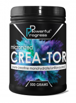 Crea-Tor Micronized 500 г Powerful Progress