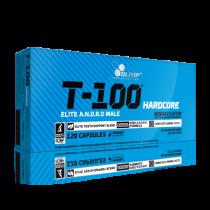 T-100 Hardcore 120 капс  Olimp