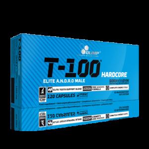 Olimp T-100 Hardcore 120 капс