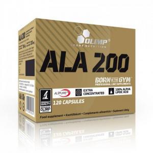 ALA 200 120 капс Olimp Labs