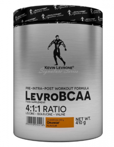 Levro BCAA 4-1-1 410 g ,Kevin Levrone