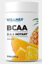 BCAA 2:1:1 Instant 400 гр.  Willmax
