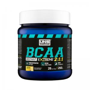 BCAA 2:1:1 INSTANT extreme 250 г UNS