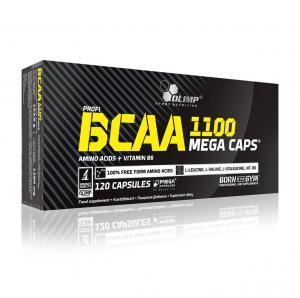 BCAA Mega 1100 120 капс Olimp Labs