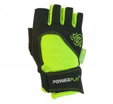 Перчатки WOMANS 1728 зеленые Power Play
