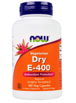 Now Foods Dry E-400 100 капс