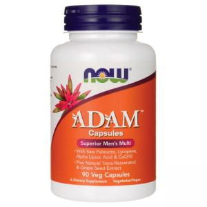 ADAM Superior Mens Multi (Veg Capsules) 90 капс Now Foods
