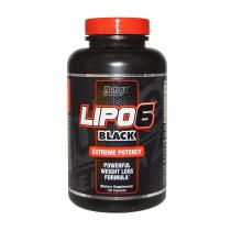 Lipo-6 Black Ultra concentrate 120 капс Nutrex