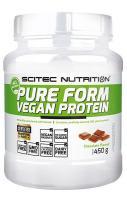 Pure form vegan protein 450 г Scitec Nutrition