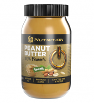 Peanut Butter 900g, Go On Nutrition