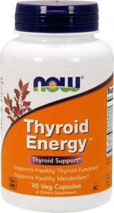 Thyroid Energy 90 капс Now Foods