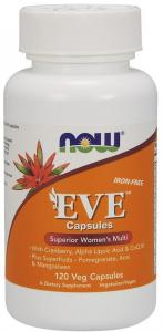 Now Foods Eve Capsules 120 капс