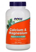Now Foods Calcium & Magnesium 120 капс
